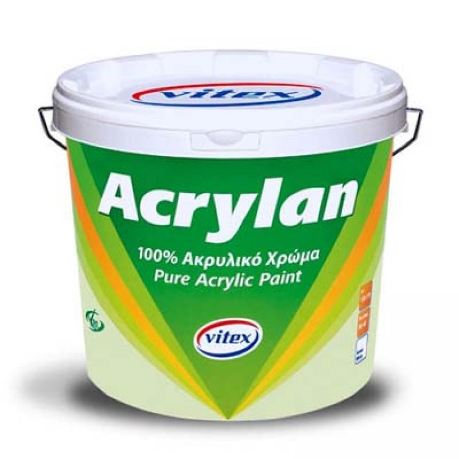 Ακρυλικό χρώμα Acrylan 09lit