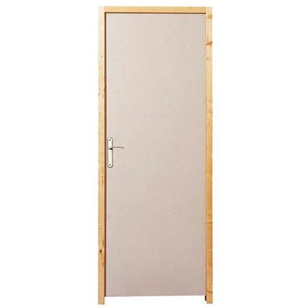 Πόρτα ανοιγόμενη MDF 100x210