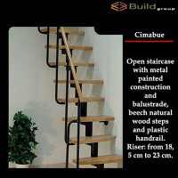 Σκάλες εσωτερικού χώρου Cimabue