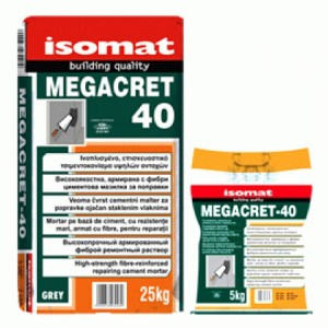 ISOMAT MEGACRET-40 25 kg
