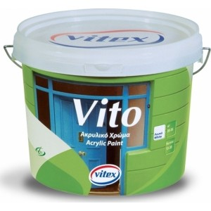 Ακρυλικό χρώμα Vito Αcryl 09lit