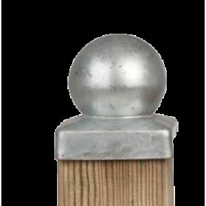 Καπελάκι στρογγυλό μεταλλικό Νο7 SHOWOOD